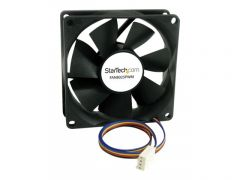 StarTech.com Ventilateur d'Ordinateur 80 mm avec PMW