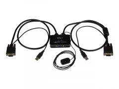StarTech.com Switch KVM USB VGA à 2 ports