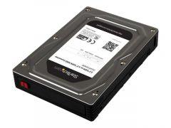 """StarTech.com Boîtier Adaptateur en Aluminium pour DD / SSD SATA 2,5"""" vers 3,5"""" jusqu'à 12,5 mm"""