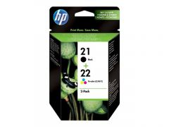 HP 21/22 Combo Pack