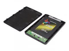 """StarTech.com Boîtier Externe pour Disque Dur 2.5"""" SATA III et SSD sur port USB 3.0 avec Support UASP"""