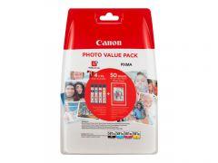 Canon CLI-581XL C/M/Y/BK Photo Value Pack