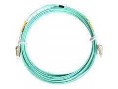 StarTech.com Câble fibre optique 10 Gb duplex multimode 50/125 OM3 de 2 m