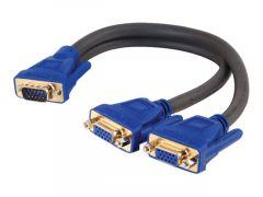 C2G Ultima SXGA Monitor Y-cable