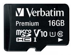 Verbatim Carte mémoire flash (adaptateur microSDHC