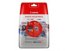 Canon CLI-551XL C/M/Y/BK Photo Value Pack