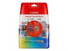 Canon CLI-526 C/M/Y/BK Photo Value Pack