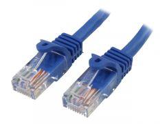 StarTech.com Câble réseau Cat5e UTP sans crochet