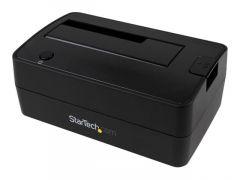 """StarTech.com Station d'accueil USB 3.1 (10 Gb/s) pour disque dur SATA de 2,5"""" / 3,5"""""""