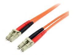 StarTech.com Cable patch a fibre optique duplex 62,5/125 multimode de 5 m LC